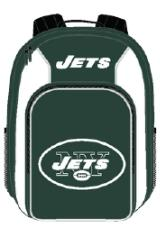 New York Jets Youth Backpack