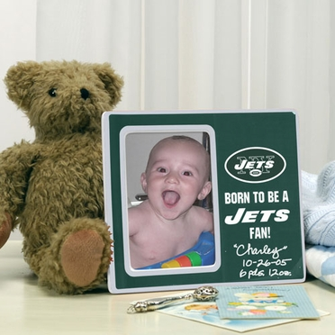 New York Jets Youth Picture Frame