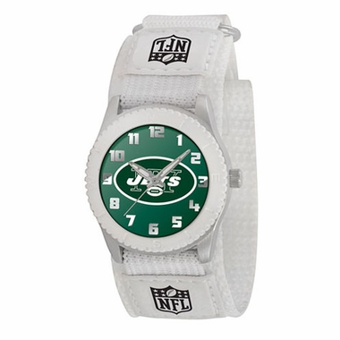 New York Jets Youth Rookie Watch (White)
