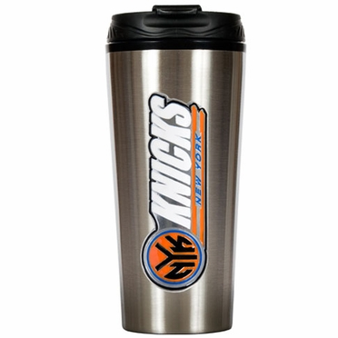 New York Knicks 16 oz. Thermo Travel Tumbler