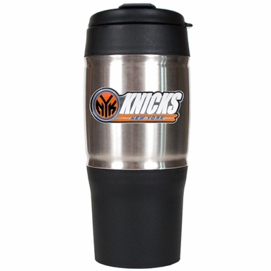 New York Knicks 18oz Oversized Travel Tumbler