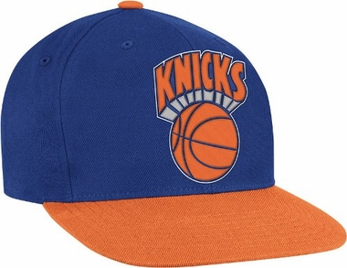 New York Knicks 2-Tone Vintage Snap back Hat
