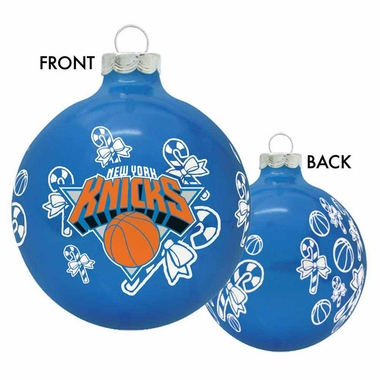 New York Knicks 2010 Traditional Ornament