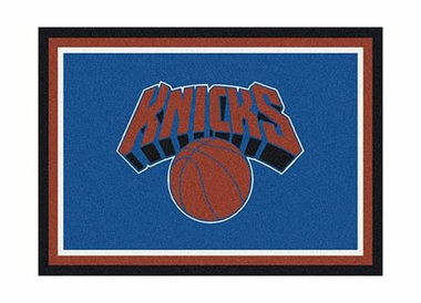 "New York Knicks 3'10"" x 5'4"" Premium Spirit Rug"