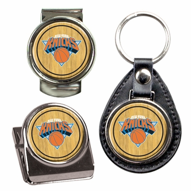 New York Knicks 3 Piece Gift Set