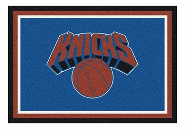 "New York Knicks 5'4"" x 7'8"" Premium Spirit Rug"