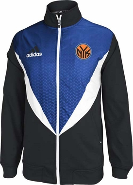 New York Knicks Adidas 2013 Resonate Performance Jacket