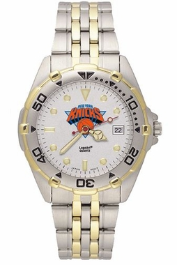 New York Knicks All Star Mens (Steel Band) Watch