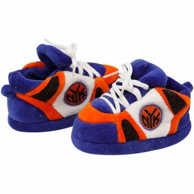 New York Knicks Baby Slippers
