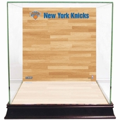 New York Knicks Display Cases