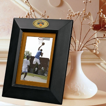 New York Knicks BLACK Portrait Picture Frame
