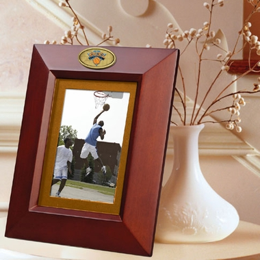 New York Knicks BROWN Portrait Picture Frame