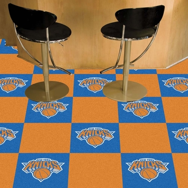 New York Knicks Carpet Tiles