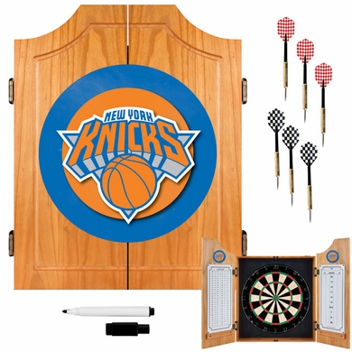 New York Knicks Complete Dart Cabinet