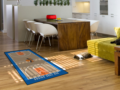 New York Knicks Court Runner Rug