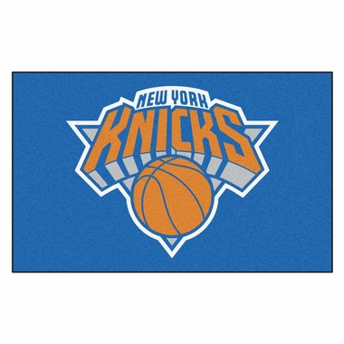 New York Knicks Economy 5 Foot x 8 Foot Mat