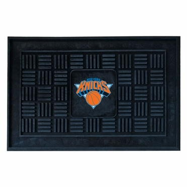 New York Knicks Heavy Duty Vinyl Doormat