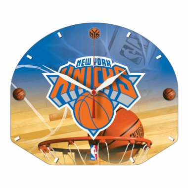 New York Knicks High Definition Wall Clock