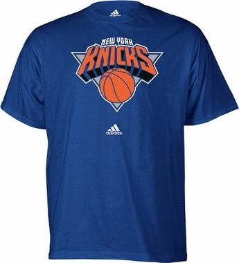 New York Knicks Logo Premiere T-Shirt