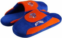 New York Knicks Low Pro Scuff Slippers