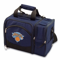 New York Knicks Malibu Picnic Cooler (Navy)