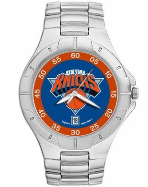 New York Knicks Pro II Men's Stainless Steel Watch