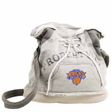 New York Knicks Property of Hoody Duffle
