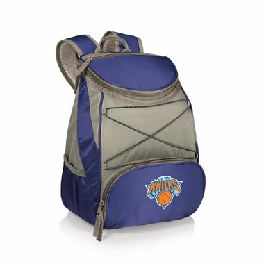 New York Knicks PTX Backpack Cooler (Navy)