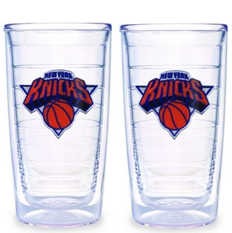 New York Knicks Set of TWO 16 oz. Tervis Tumblers