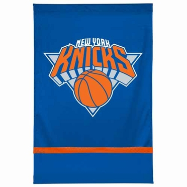 New York Knicks SIDELINES Jersey Material Wallhanging