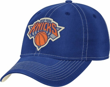 New York Knicks Slouch Washed Adjustable Hat