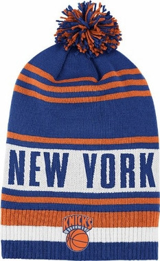 New York Knicks Throwback Pom Hat