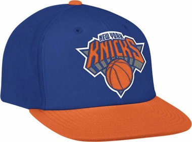 New York Knicks Vintage Snapback Hat