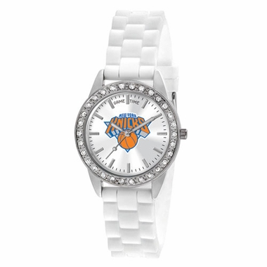New York Knicks Women's Frost Watch