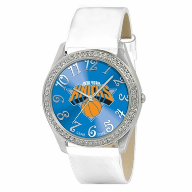 New York Knicks Women's Glitz Watch