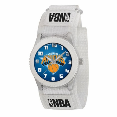 New York Knicks Youth Rookie Watch (White)