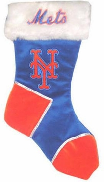 New York Mets 06 Christmas Stocking