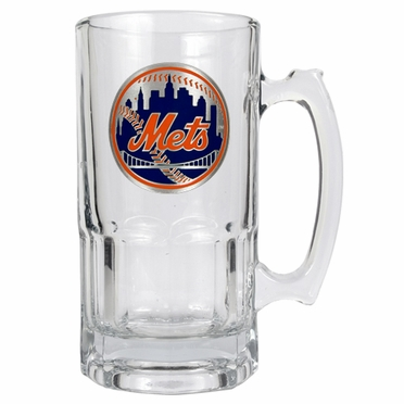 New York Mets 1 Liter Macho Mug