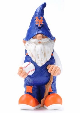 New York Mets 11 Inch Garden Gnome