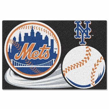 New York Mets 20 x 30 Rug