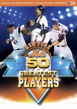 New York Mets 50 Greatest Players DVD