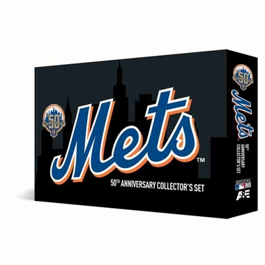 New York Mets 50th Anniversary DVD Set