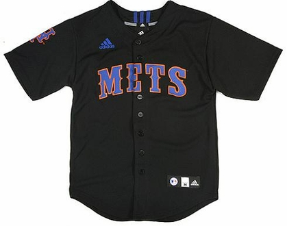 New York Mets Adidas Youth Replica Jersey