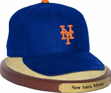 New York Mets Ball Cap Figurine