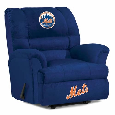 New York Mets Big Daddy Recliner