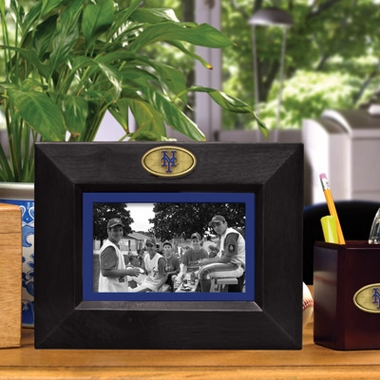 New York Mets BLACK Landscape Picture Frame