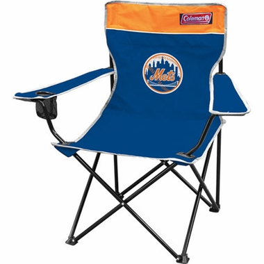 New York Mets Broadband Quad Tailgate Chair