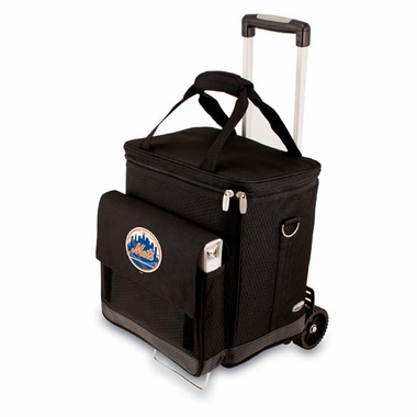 New York Mets Cellar w/ Trolley (Black)
