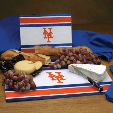 New York Mets Cutting Board Set