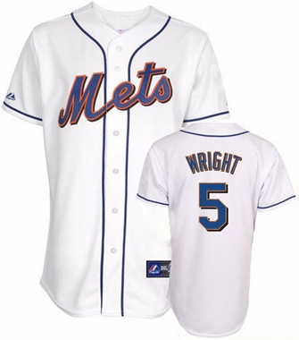 New York Mets David Wright YOUTH Replica Player Jersey